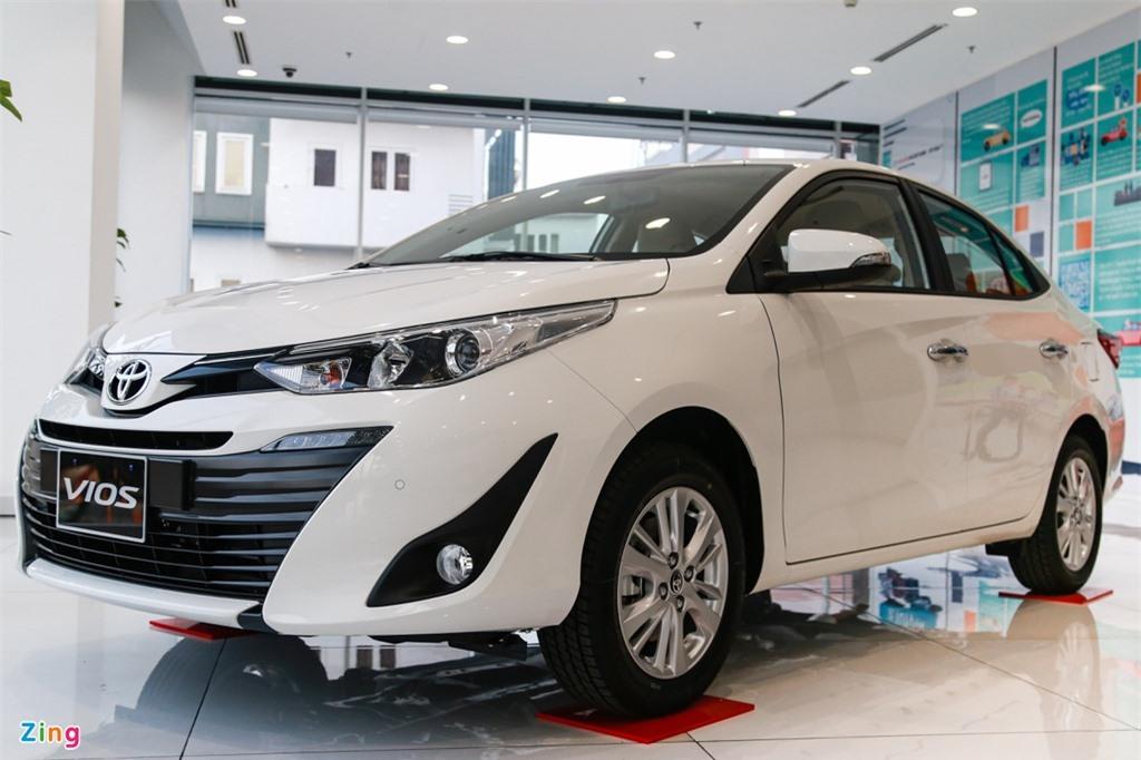 Toyota Vios.