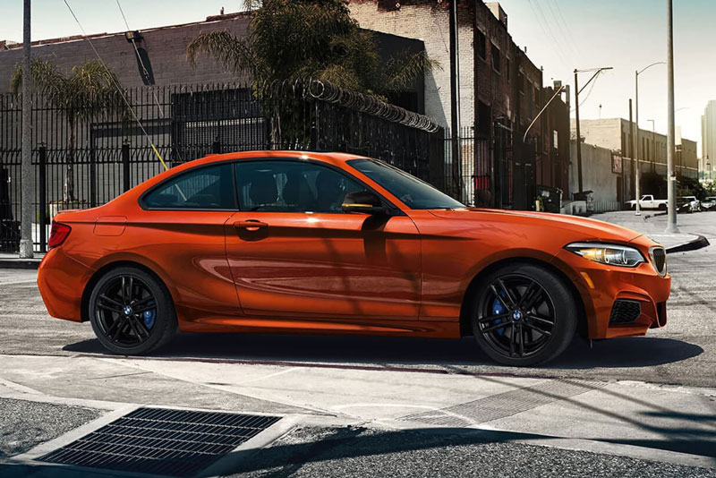 9. BMW 2 Series Coupe 2021.
