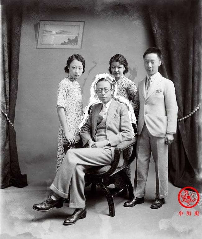Thông qua loạt ảnh cũ tìm hiểu về Hoàng đế triều Thanh cuối cùng: 3 thế hệ cùng sống dưới 1 mái nhà, mẹ ruột nuốt thuốc phiện tự sát - Ảnh 9.