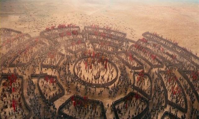 Bát trận đồ của Gia Cát Lượng, đỉnh cao dàn trận trong lịch sử quân sự - Ảnh 1.