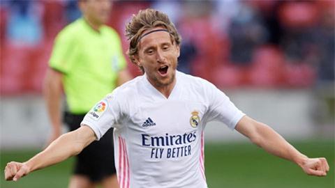 Luka Modric mới đáng khâm phục