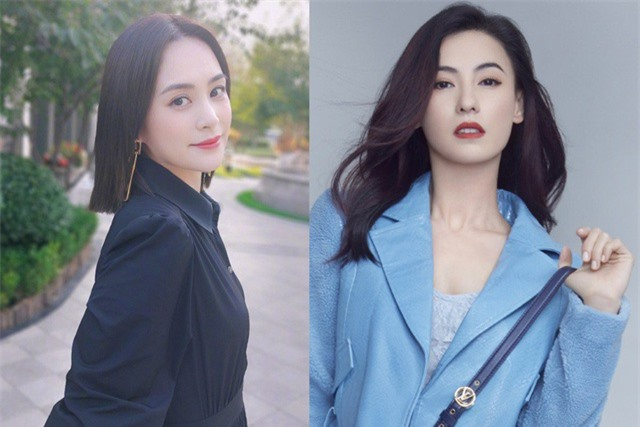 Chung Hân Đồng từ chối hợp tác với Trương Bá Chi - 1
