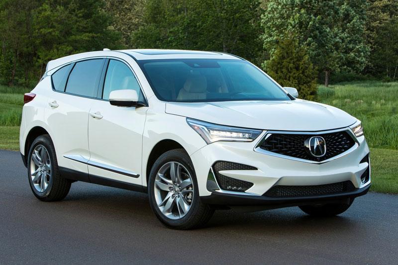 4. Acura RDX 2020 (giá khởi điểm: 37.800 USD, điểm tổng thể: 8,1/10).