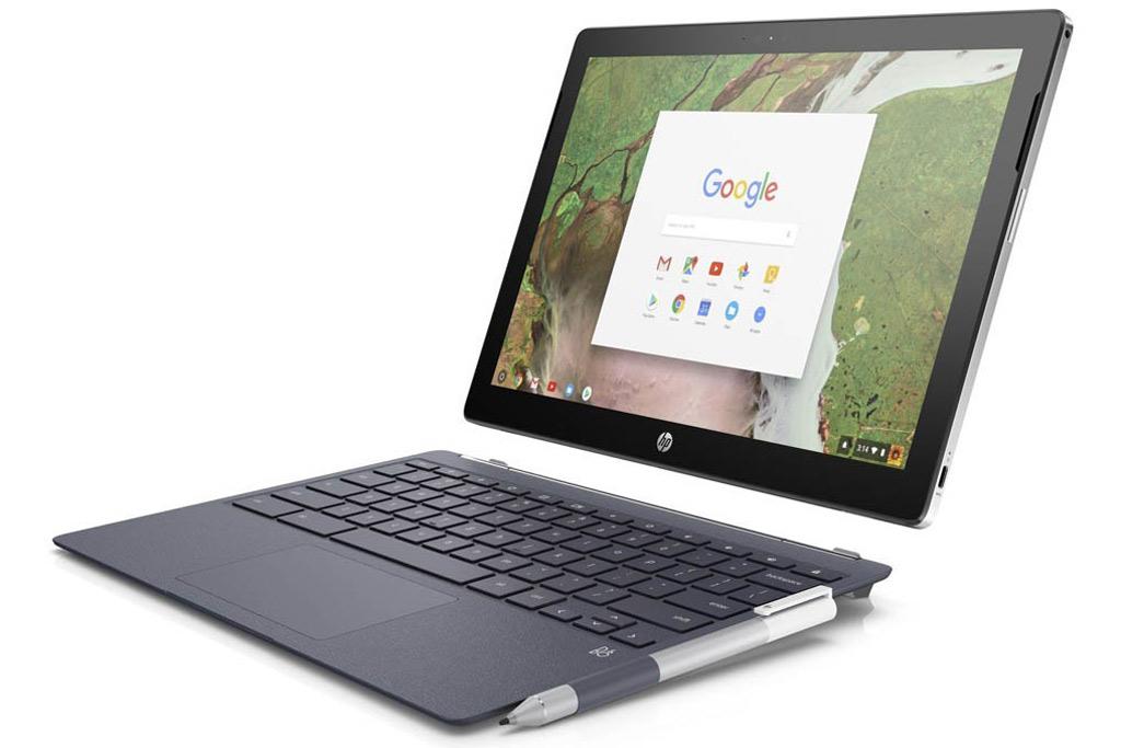 6. HP Chromebook x2.