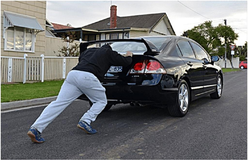 Dấu hiệu lọc xăng ô tô bị nghẹt