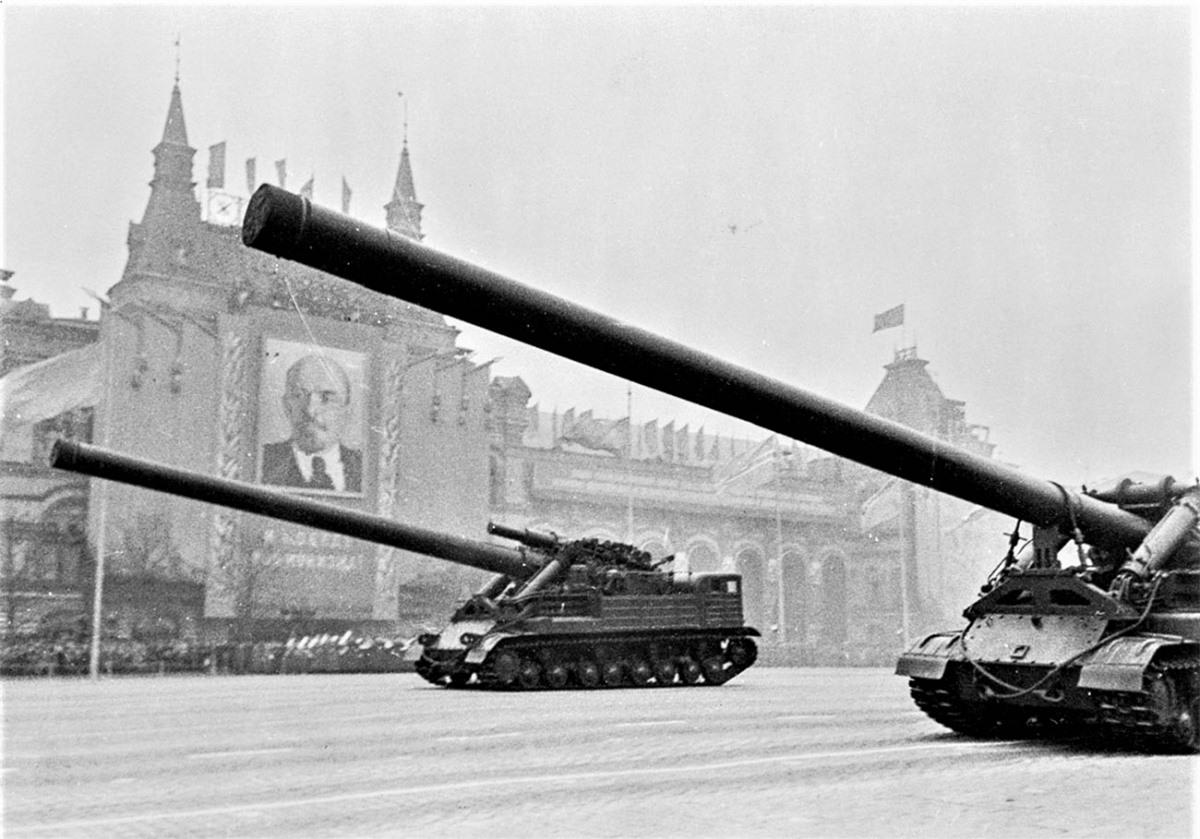 """Ở mức độ nào đó, vũ khí """"giả"""" của Liên Xô đã thành công khi cho phương Tây """"sập bẫy"""". Nguồn: Getty"""
