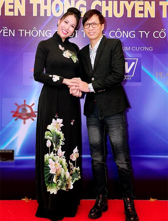 Nhạc sĩ Nguyễn Minh Anh có mối quan hệ thân thiết với diễn viên Cô gái xấu xí.
