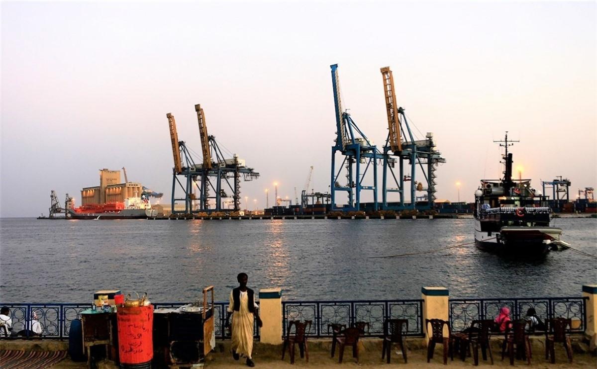Thành phố cảng Port Sudan là nơi Hải quân Nga đóng căn cứ. Nguồn: Reuters.