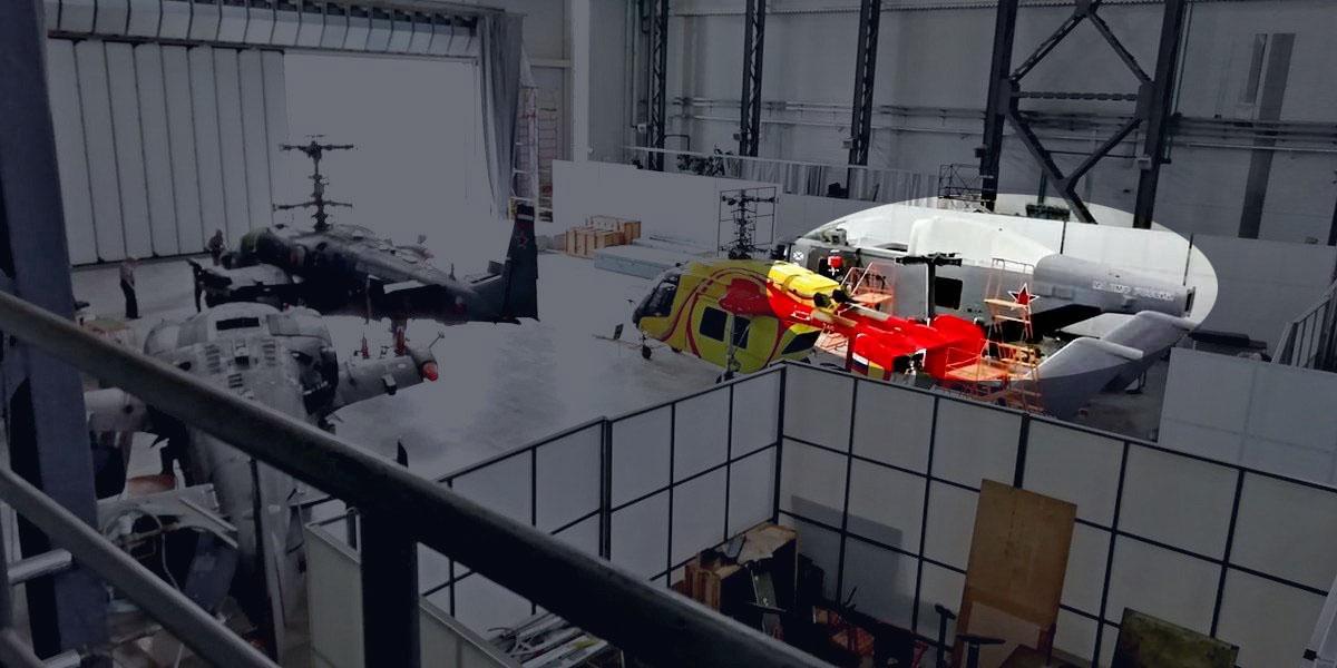 Trực thăng chống ngầm thế hệ mới Ka-65 Lamprey. Ảnh: Avia-pro.