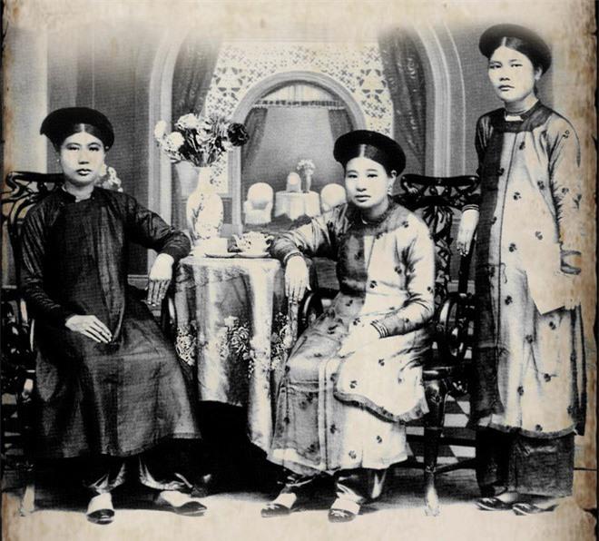 Ao dai Viet Nam thay doi the nao trong hon 100 nam qua?-Hinh-3
