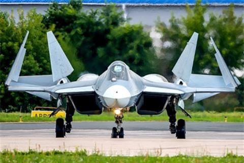 Nga hoan thanh ban hai quan cua Su-57 trong 2 nam nua