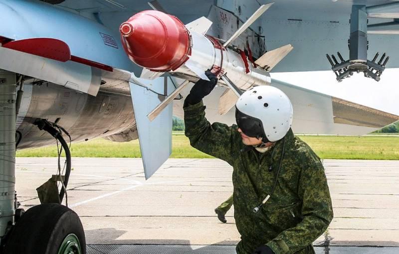 Ukraine sẽ xuất khẩu tên lửa không đối không tầm trung R-27 cho Không quân Indonesia. Ảnh: TASS.