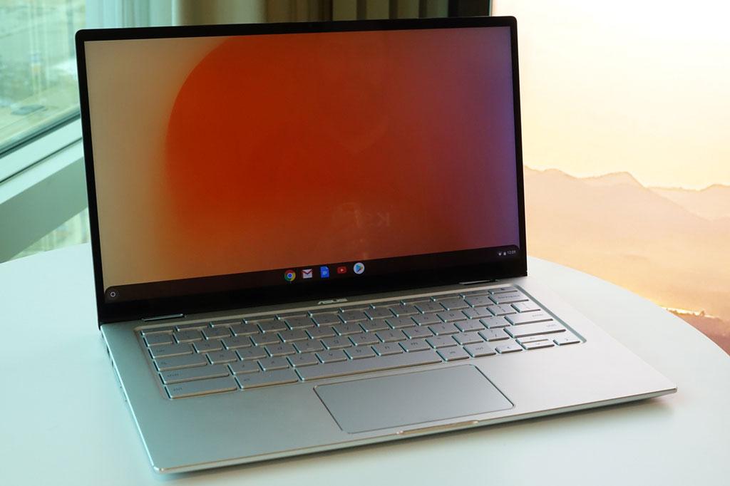 2. Asus Chromebook Flip C434.