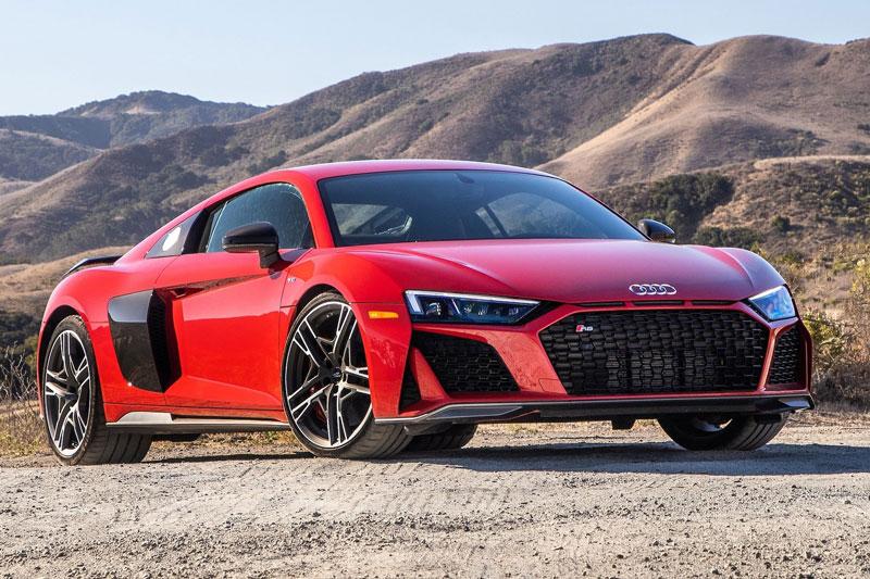 3. Audi R8 2020 (giá khởi điểm: 169.900 USD).