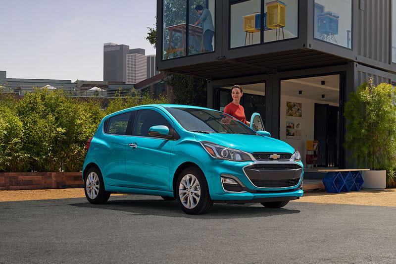 Chevrolet Spark 2021.