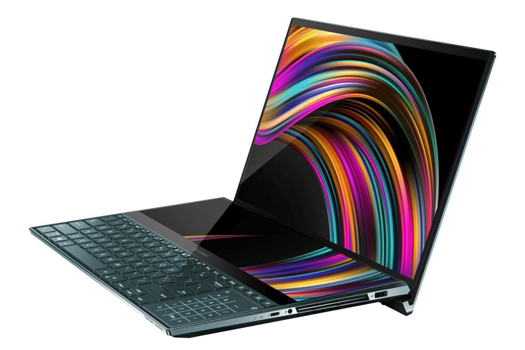 7. Asus ZenBook Pro Duo.