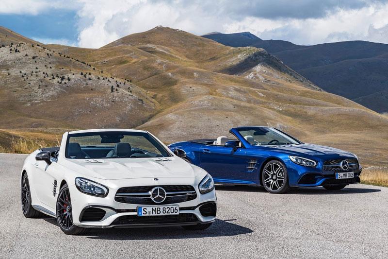7. Mercedes-Benz SL 2020 (giá khởi điểm: 91.000 USD).