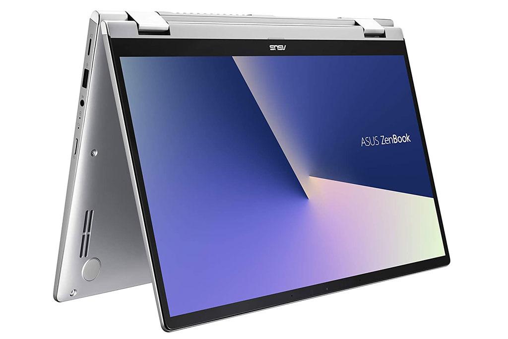 8. Asus ZenBook Flip 14.