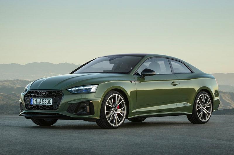 8. Audi A5 2021 (giá khởi điểm: 41.800 USD).