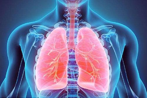 Bệnh phổi ảnh hưởng nhiều đến cuộc sống.