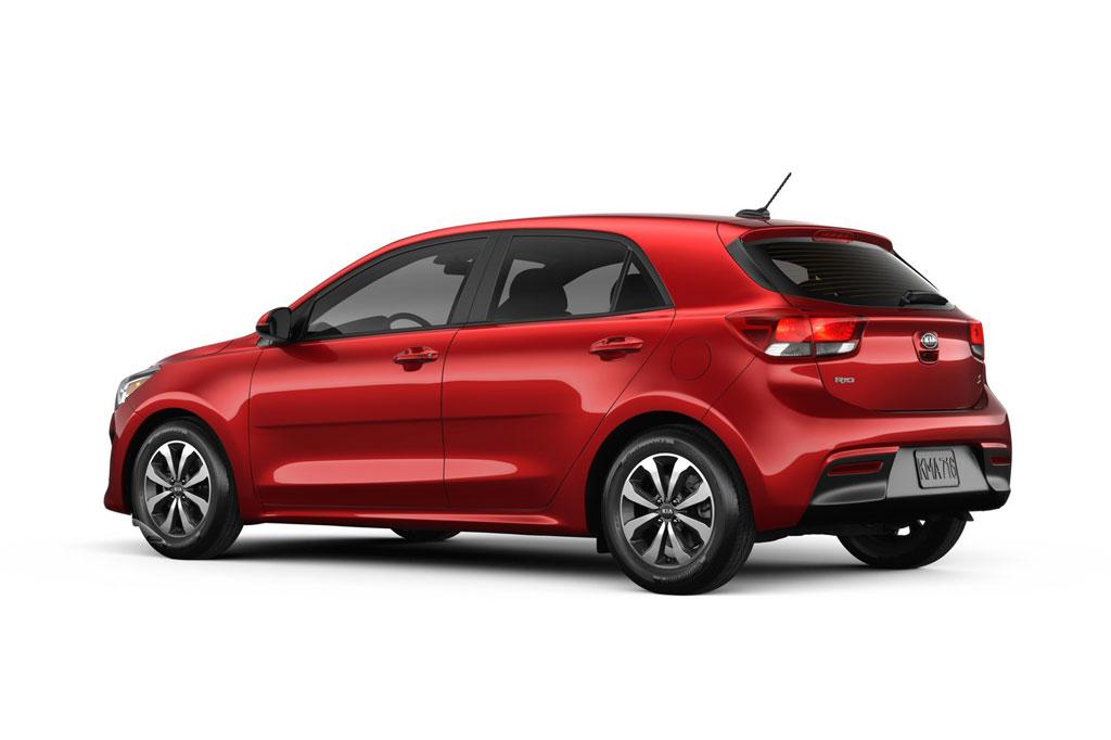 Kia Rio Hatchback 2021.