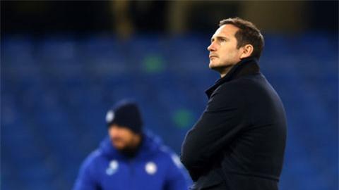 Lampard vươn lên dẫn đầu top HLV có nguy cơ bị sa thải cao nhất Premier League