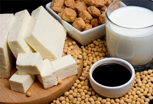 Ăn các sản phẩm từ đậu nành giúp cải thiện sức khỏe nam giới