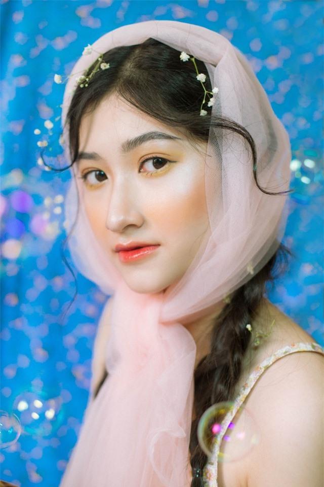 Nữ sinh ĐH Nha Trang đẹp tựa diễn viên Hoa ngữ - 10