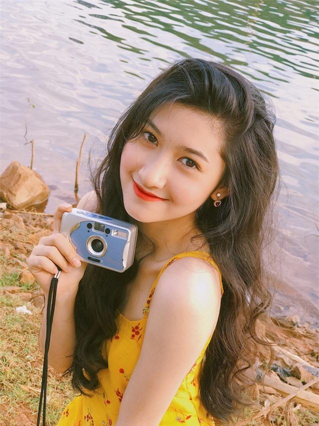 Nữ sinh ĐH Nha Trang đẹp tựa diễn viên Hoa ngữ - 14