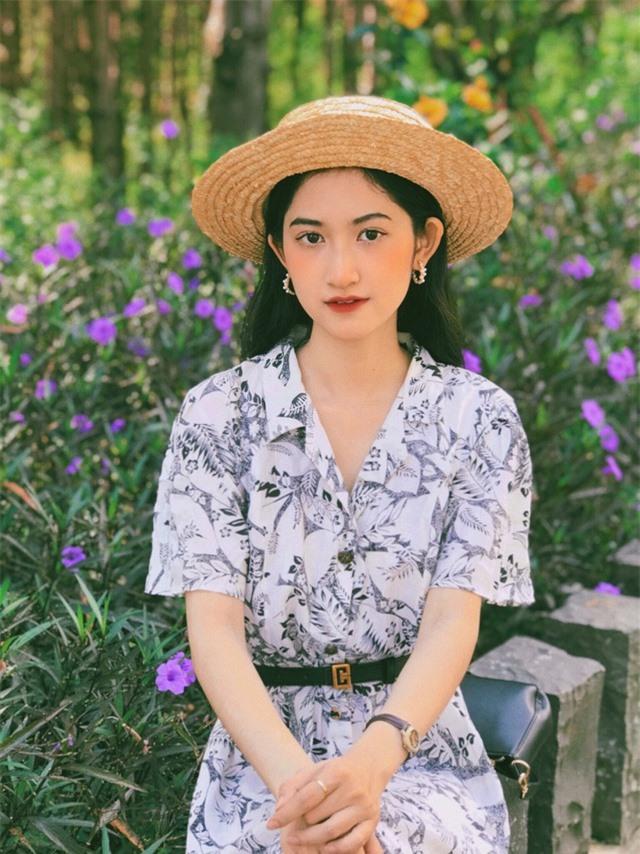 Nữ sinh ĐH Nha Trang đẹp tựa diễn viên Hoa ngữ - 8