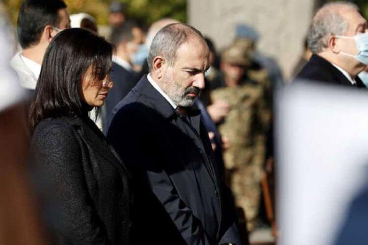 Thủ tướng Armenia khẳng định rằng Nga sẽ bảo vệ Armenia nếu Azerbaijan tấn công vùng biên giới. Ảnh: AFP.