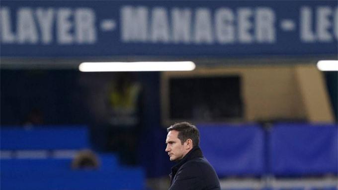 Lampard đang chịu rất nhiều áp lực