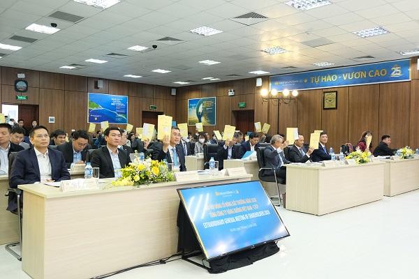 Đại hội cổ đông bất thường năm 2020 của VNA được tổ chức vào sáng 29/12/2020.