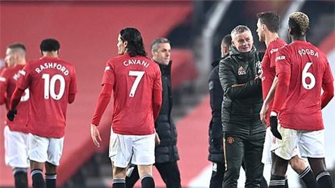 M.U đá trận bù chỉ 5 ngày trước khi gặp Liverpool