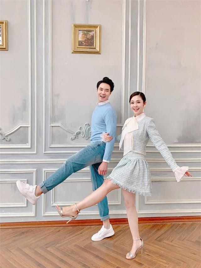 Những sao Việt công khai người yêu trong năm 2020 - Ảnh 5.