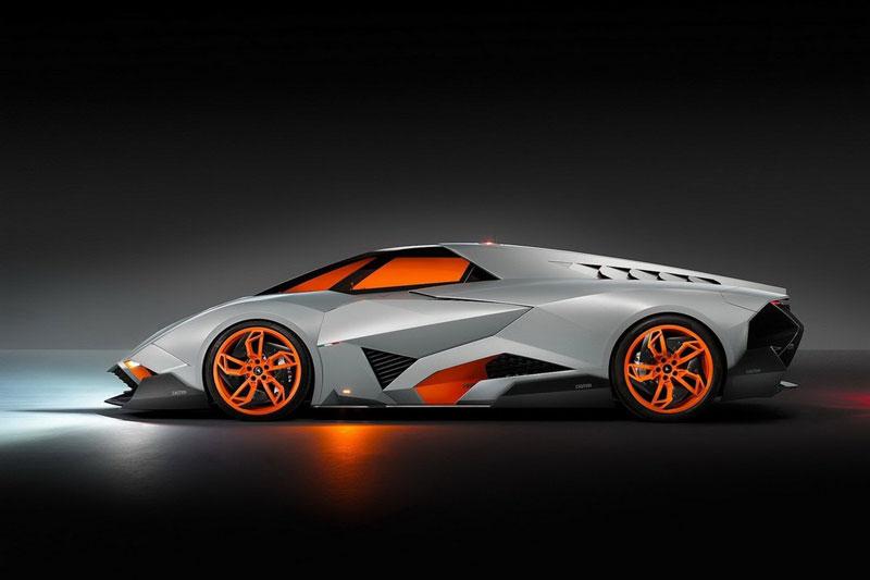 2. Lamborghini Egoista.