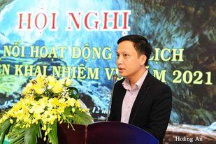 Ông Trần Xuân Cương Giám đốc Netin Travel