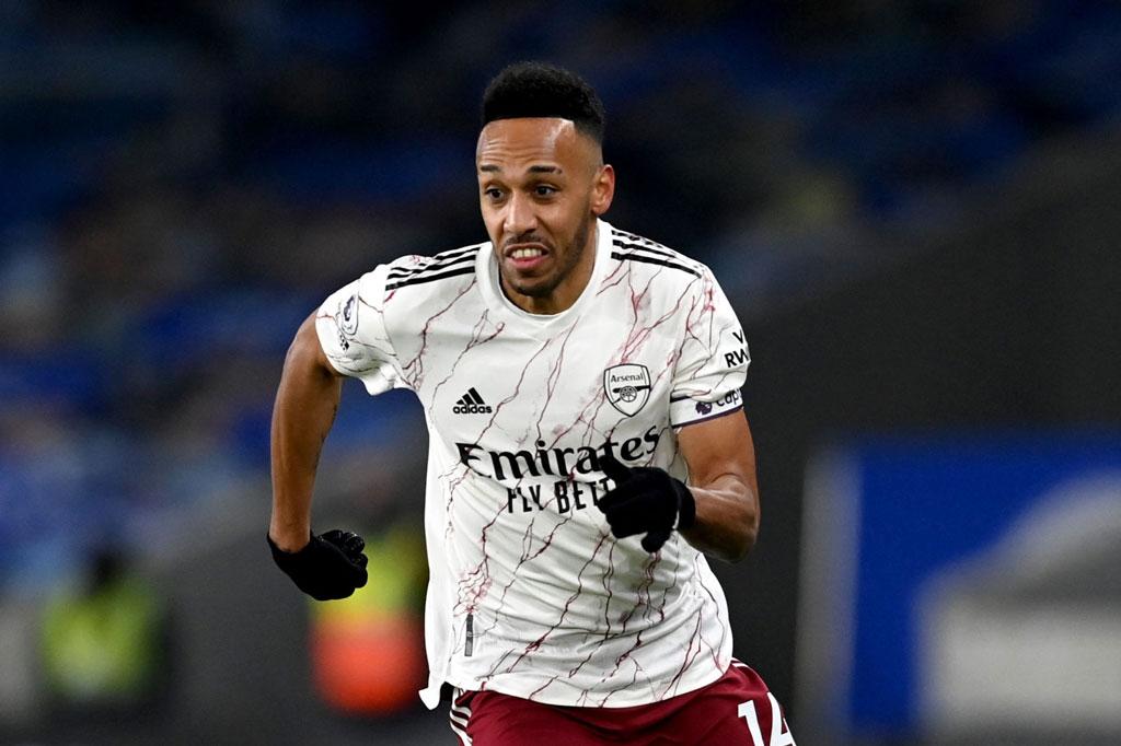 4. Pierre-Emerick Aubameyang (Borussia Dortmund qua Arsenal, 2018, 56 triệu bảng).