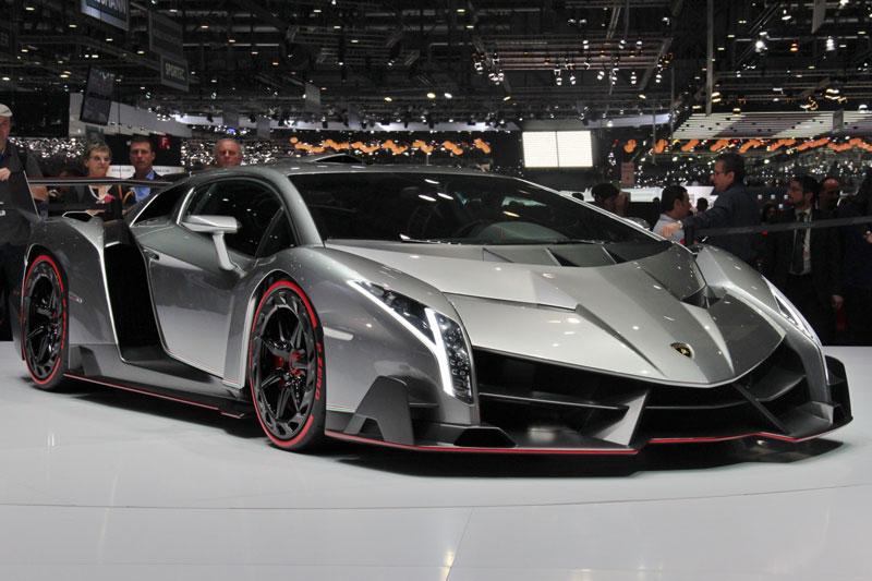 4. Lamborghini Veneno.