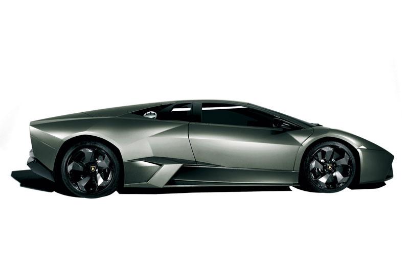 8. Lamborghini Reventon.