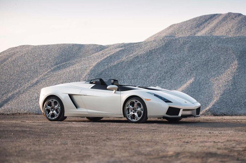 9. Lamborghini Concept S.