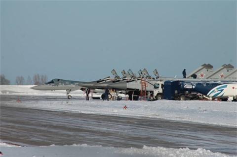 Khong quan Nga chinh thuc nhan Su-57 san xuat loat dau tien