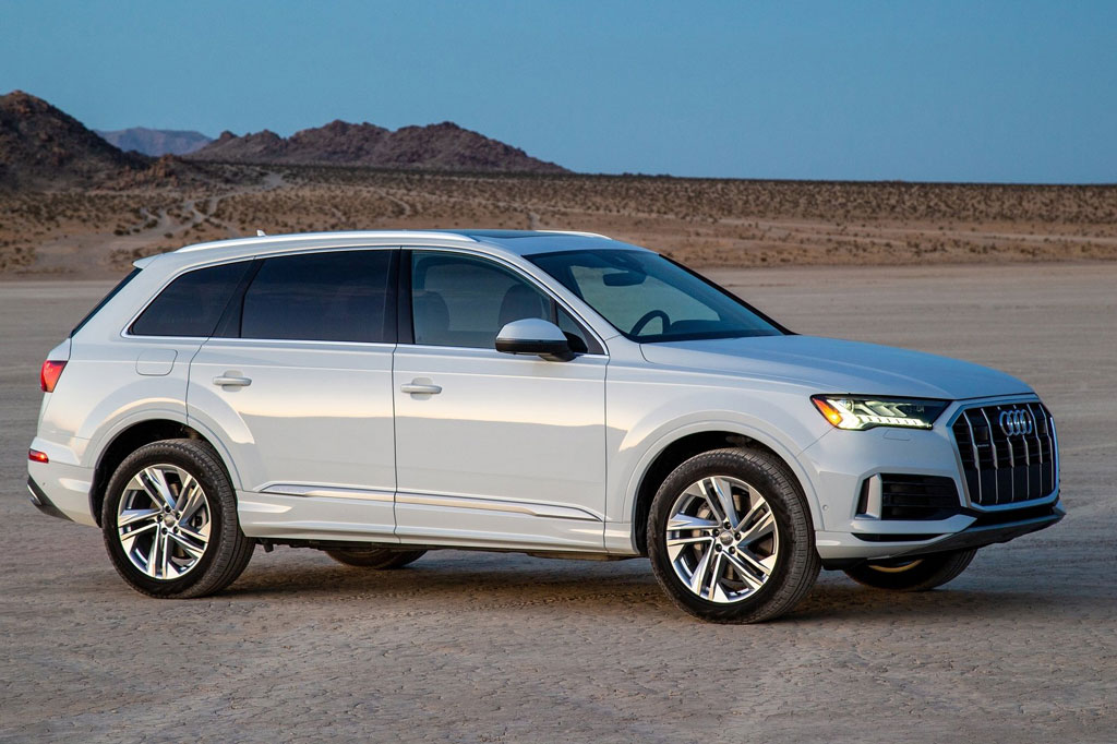 Audi Q7 2020.