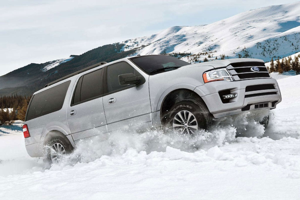 8. Ford Expedition 2020.