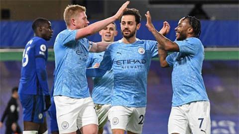 Guardiola tự tin Man City đã trở lại cuộc đua vô địch Ngoại hạng Anh