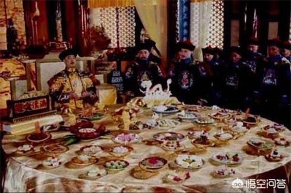 'Thâm cung bí sử' ít ai biết về bữa ăn thường ngày của các Hoàng đế Trung Hoa - 4