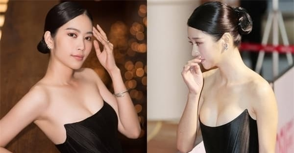 Thấy 'điên nữ' Seo Ye Ji gây sốt vì bộ váy hở bạo, chưa đầy 1 tháng, 3 mỹ nhân Việt lần lượt 'đụng hàng' 9