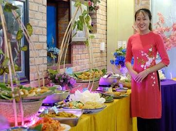 Văn hóa ẩm thực luôn gắn liền với du lịch