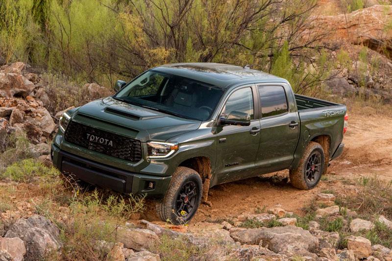 5. Toyota Tundra.