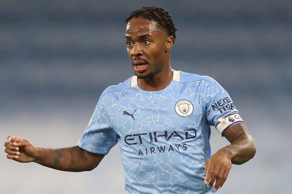 9. Raheem Sterling (Man City, 124 triệu bảng).